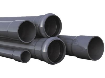 Труба для наружного водопровода Мпласт ПВХ SDR 41 (PN12,5) 400x19,1