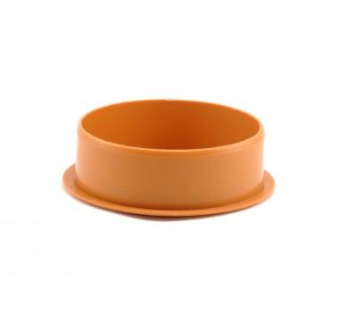 Заглушка канализационная Мпласт 110 для наружной канализации