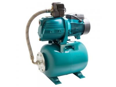 Насосная станция AquaticaLeo 0.3кВт Hmax 35м Qmax 45л/мин (самовсасывающий насос) 24л (775381/24)