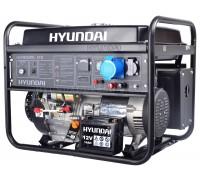Бензиновый генератор Hyundai HHY 9000FE ATS