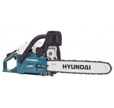 Бензопила цепная Hyundai X 380